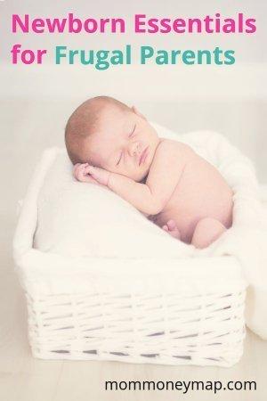 Newborn Essentials for the First 3 Months