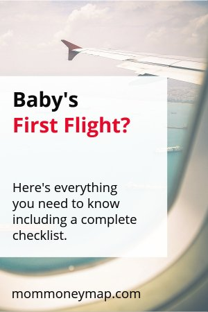 Best Tips for Traveling with a Baby on a Plane