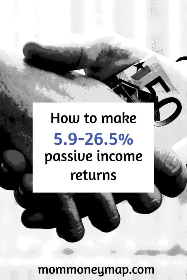 Lending Loop review - how to make good passive income returns