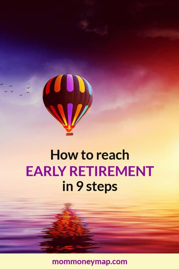 Your Money or Your Life - How to Reach Early Retirement in 9 Steps