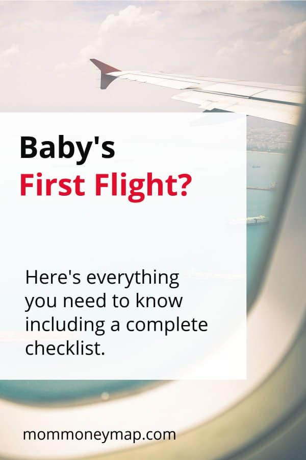 Best Tips for Flying with a Baby on a Plane