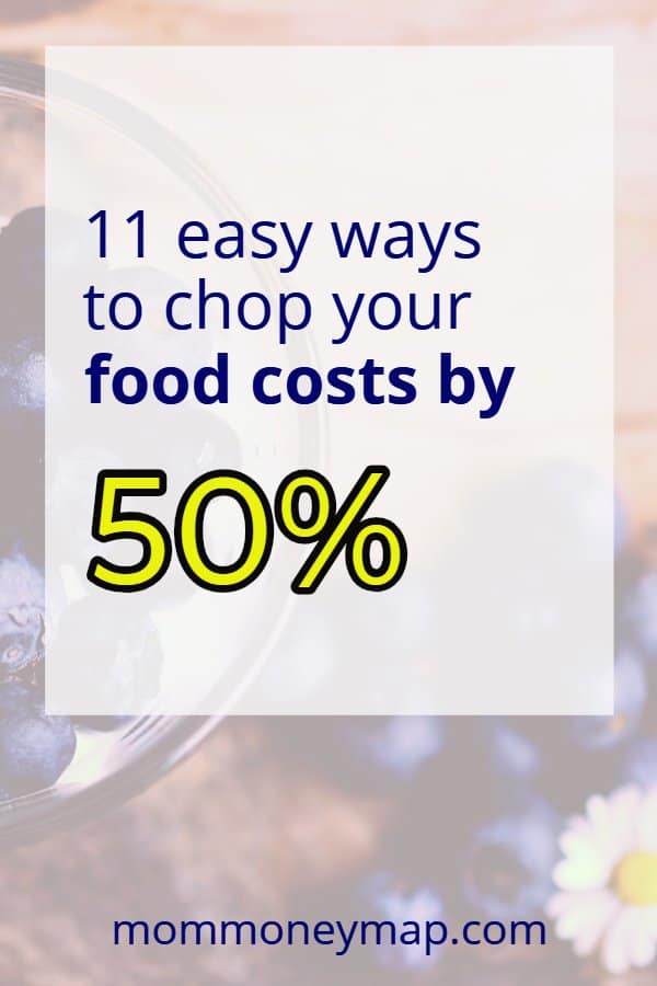 Best ways to easily chop your food expenses in half