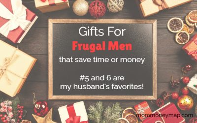 9 Gifts for A Frugal Man that Save Time or Money