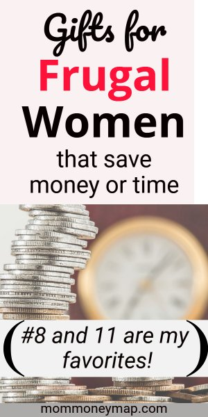 Gifts that save time or money
