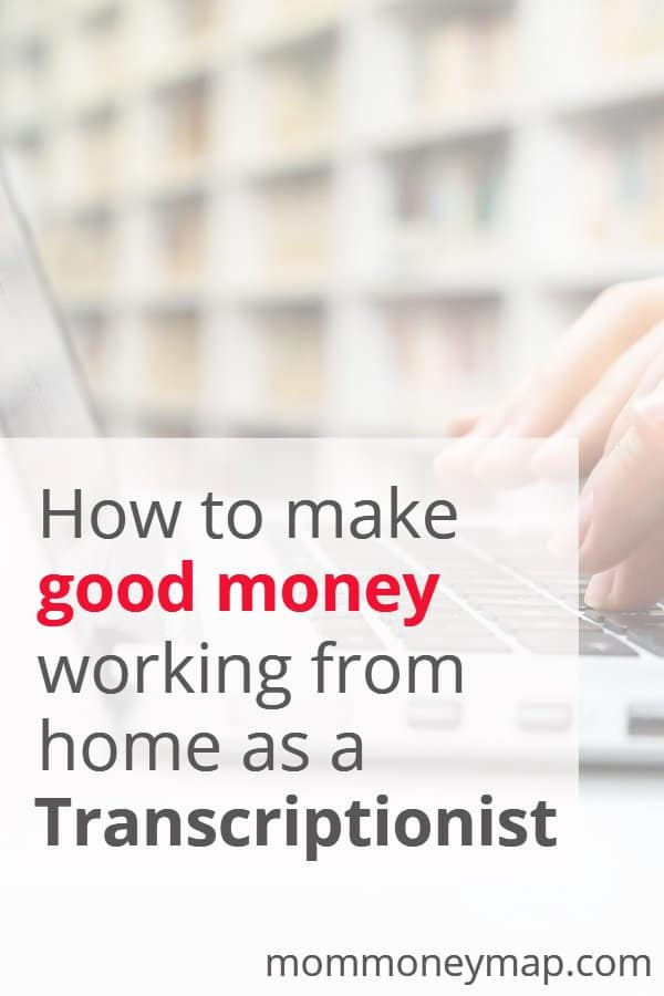 How to make good money working from home as a transcriptionist