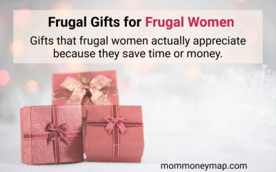 11 Frugal Gifts (under $50) for Frugal Women