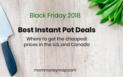 Best Black Friday 2018 Deals for the Instant Pot – where to get the cheapest price in the U.S. and Canada