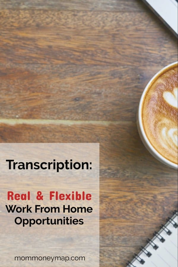 Transcription: Real and Flexible Work from Home Opportunities