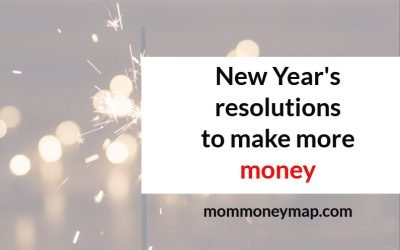 Easy New Year's Resolutions to make more Money in 2019