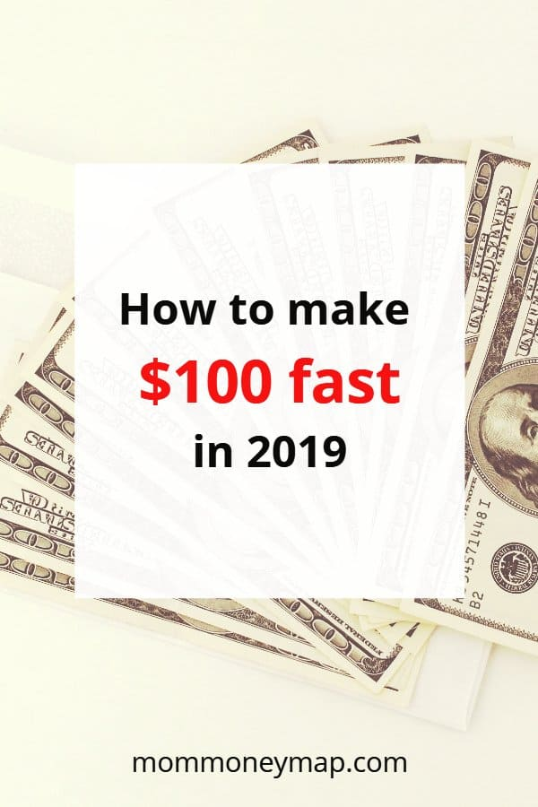 How to make $100 fast: 11 realistic ways to make extra cash