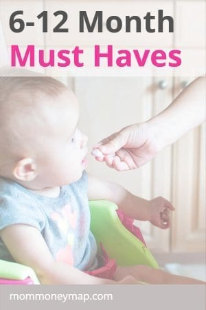 What do babies need at 6 months?