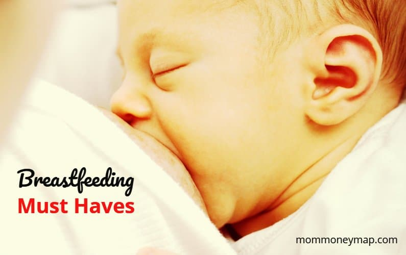 10 Breastfeeding Must Haves that will make Nursing Easier (2019)