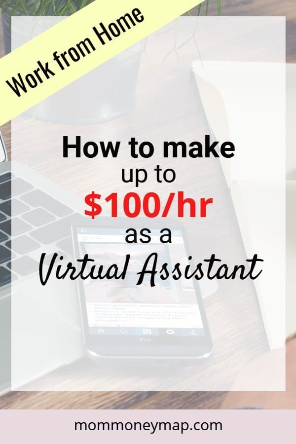How to make up to $100/hour as a Virtual Assistant