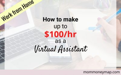 Best Virtual Assistant Training: How to make $100/hour