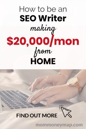 How to be an SEO Writer making $20,000 from home