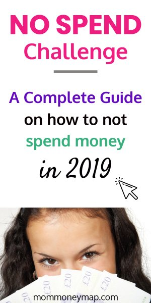 How to not spend money in 2019
