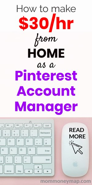 Pinterest Account Manager