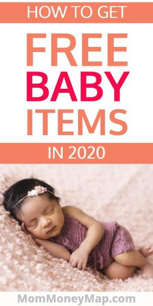Free baby stuff 2020