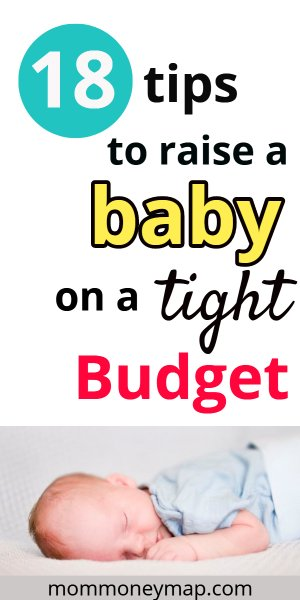 Baby on a tight budget