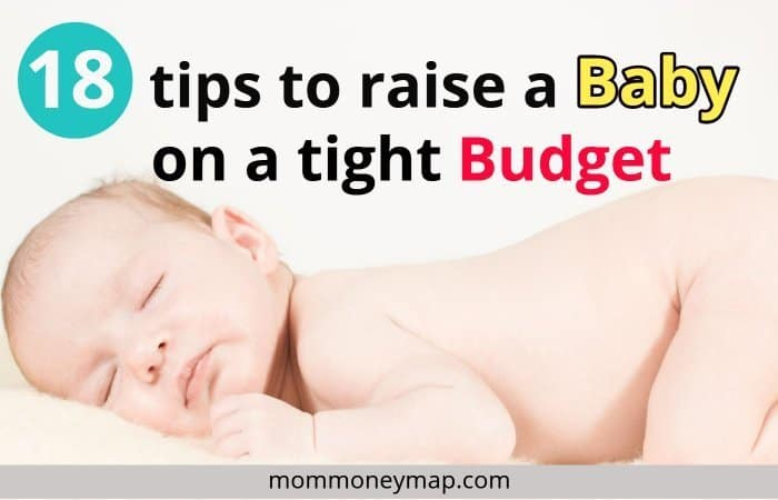 Baby on a Budget (How to raise a baby when money is tight in 2019)