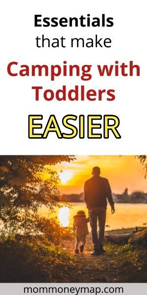 Toddler Camping Essentials