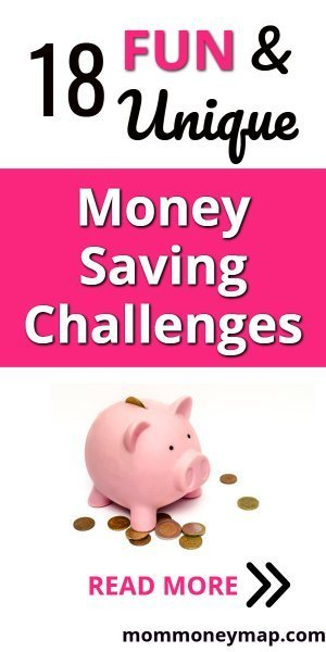 money saving challenge biweekly