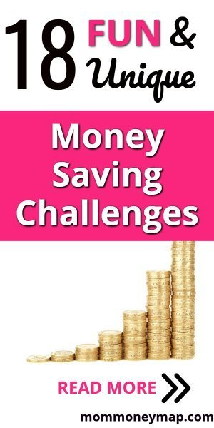 monthly money challenge
