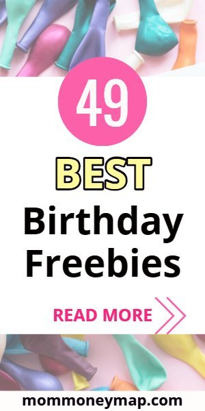 Free stuff on your birthday online