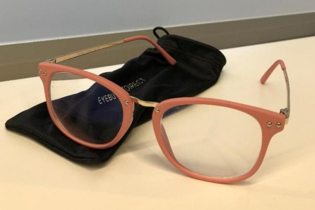 eyebuydirect blue light review