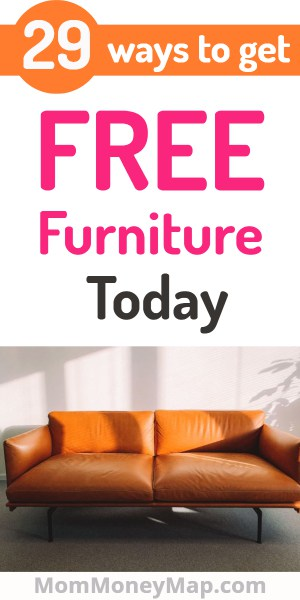 Free living room furniture
