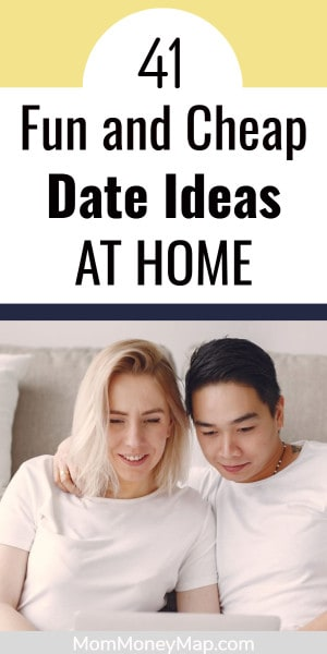 Great at home date night ideas