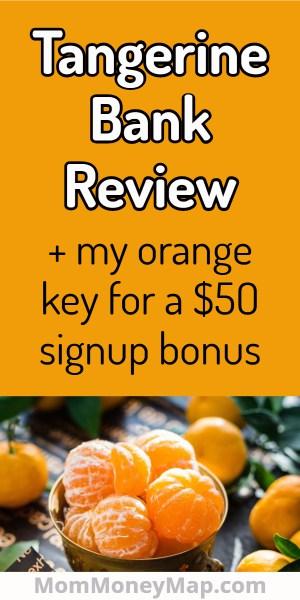 Tangerine bonus