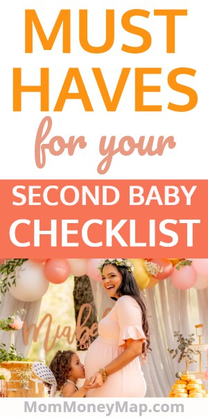 Things you need for second baby