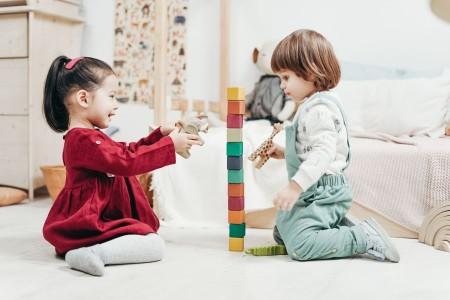 playroom decor on a budget